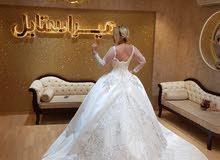 ميرا ستايل لبيع وتاجير بدلات الفساتين العراس والمناسبات ليريد حجز يجي واتساب