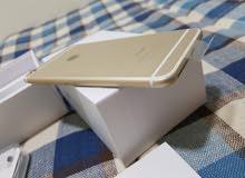 ايفون 6 بلس بحاله الوكاله 64 جيبي مع الهدايا اقرا الوصف بسعر مغري جدا جديد