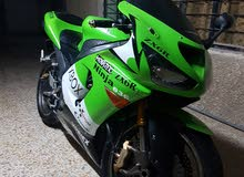 Used Kawasaki motorbike available for sale