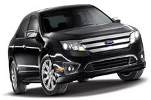 Automatic Ford for rent