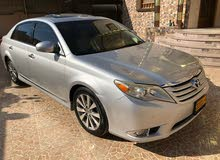 Used condition Toyota Avalon 2011 with 110,000 - 119,999 km mileage