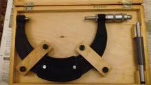 مايكرومتر قياسات خارجية دقيقة من 150 إلى 175 مم