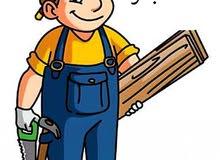 (2) عند اي حاجه عايزه صيانه في نجارة البيت احنا وفرنالك ده بكل سهوله و هيجولك في اسرع وقت