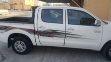 سيارة هيلوكس سنجل خلجي 2012