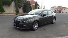 Automatic Brown Mazda 2015 for sale
