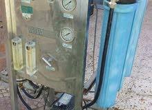محطات تحلية مياه تجارية ومنزلية صيانة تركيب بيع مع ضمان