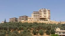 للبيع شقة قيد الإنشاء في جمعية درة الشام للسكن والاصطياف