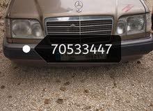 مرسيدس 260 مازوت 1988