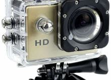 كاميرا GOpro + 1080p FULL HD