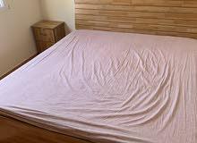 غرفة نوم كاملة  (Full Bed Room Set)