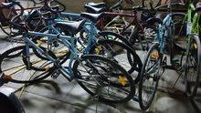 دراجة هوائيه جديده العدد مفتوح سعر الدراجة 350