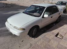 Gasoline Fuel/Power   Kia Sephia 1994