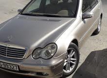 2004 Mercedes Benz C 200 for sale in Amman