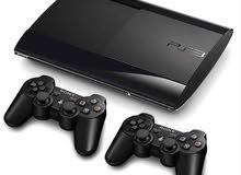 PS3 للبيع معدلة
