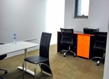 Maintained office available for rent