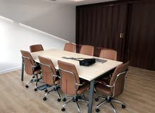 مكاتب ومساحات عمل للإيجار في مسقط جراند مول. المكاتب محدودة