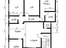 شقة للإيجار بالزرقاء الجديدة