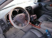 للبيع لكزس موديل 99 GS300 نظيفة جدا من الداخل والخارج