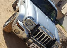 Automatic Grey Jeep 2004 for sale