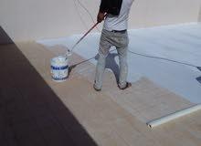 صيانة الأسطح من تسريب مياه الأمطار و خدمة قطرات و العوازل ضد الرطوبة