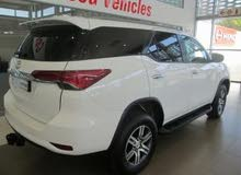 2016 toyota fortuner car for sale