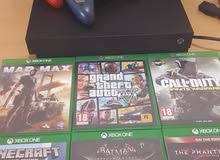 Xbox One X Standard Edition Console 1TB - Black