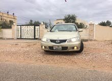 Automatic Gold Nissan 2007 for sale