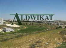ارض للبيع في منطقة شفا بدران المقرن المساحة 750 م