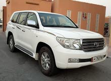 Toyota Land Cruiser 2011 - Automatic