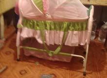 أدوات  سرير  أطفال  مستعمل للبيع