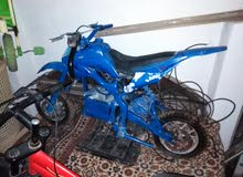Used Honda motorbike up for sale in Zarqa
