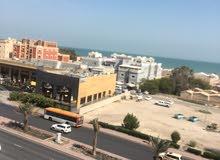 للبيع شقة بالمهبولة علي البحر مباشر تصلح علي بنك التسليف