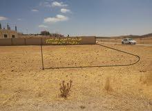 أرض ضاحية الأميرة ايمان - قرية سالم