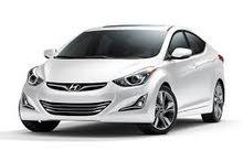 For a Month rental period, reserve a Hyundai Elantra 2016