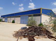 مصنع للبيع او ايجار في وادي الربيع