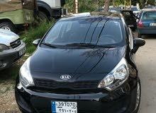 سيارة للبيع كيا ريو 2013