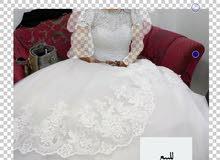 فستان سهره وفستان زفاف للبيع