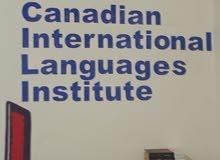 المركز الكندى للغات الدهار خلف فندق العروسة
