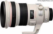 Canon Lens EF 200mm 1:2 L IS USM