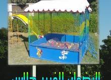 فيبرجلاس والعاب اطفال فيبرجلاس الرضوان
