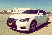 لكزس Lexus LS460 2013