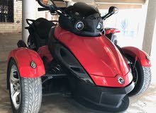can am spyder canam 2009 rs