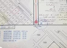 أرض سكنيه الخضراء الجديده المرحله الاولى