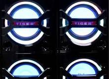 سماعات تايجر tg 20000 جديد بالكرتونه