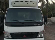 شاحنة برادة ميتسوبيشي بحالة ممتازة قابل للتفاوض