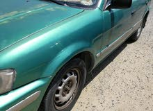 Automatic Green Toyota 1998 for sale