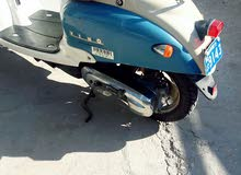 Used Vespa motorbike made in 1986 for sale