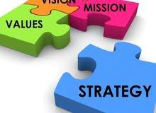 تأسيس وتطوير الأعمال