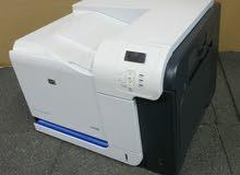 للبيع طابعة ليزر مستعملة ملونة اتش بي نظيفة For Sale Used Printer HP Laserjet CP3525dn