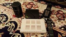راوتر وهاتف ارضي لاسلكي مع الرسيفر من اتصالات للبيع